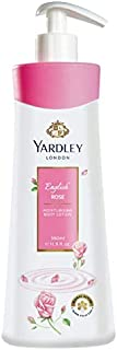 Yardley London English Rose Moisturising Body Lotion, 350 ml