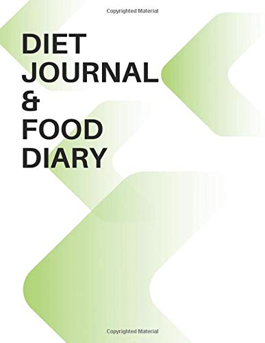 Diet Journal and Food Diary: Food and Exercise Journal for Women, Diary Tracker for Workouts, Weight Loss, Exercise & Meal prep. 100 Days to Get Back in Shape, Achieve Your Goals, be Happy & get Fit