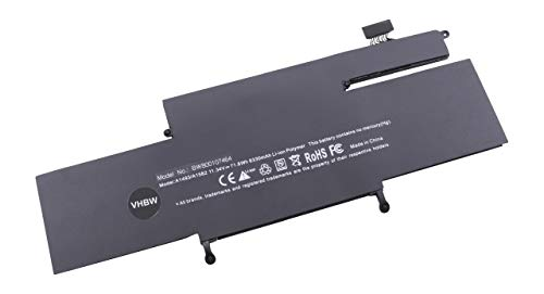 vhbw Batterie Compatible avec Apple Macbook Pro 13\