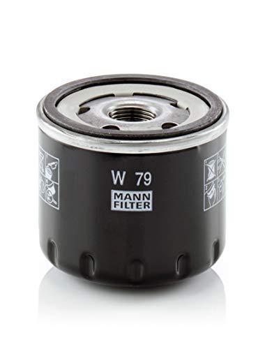 Originale MANN-FILTER Filtro Olio W 79 – Per Automob