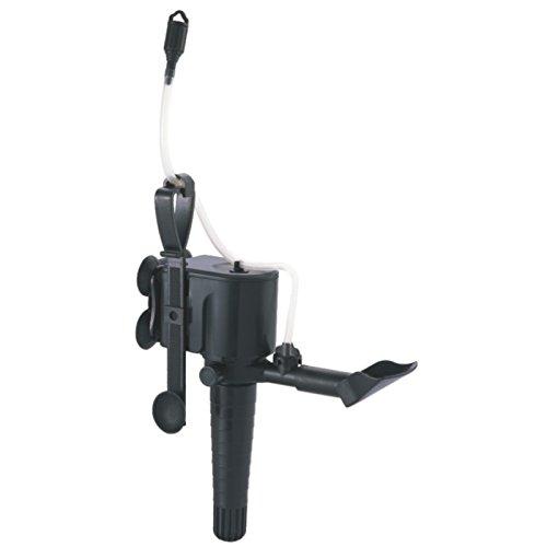JAD SP101-1000 Aquariumpumpe / Tauchpumpe / Förderpumpe / Umwälzpumpe / Pumpe 720l/h, 9,5W mit Luftschlauch