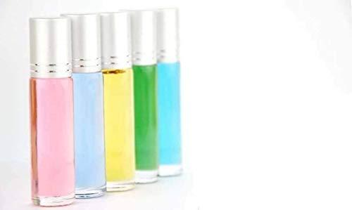 Floral blanco pachuli aceite de perfume para mujeres (pachuli los amantes por favor ver descripción)-rollo de 10ml en botella (The Perfume People–GP2)