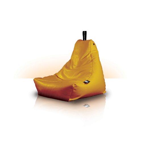 mini-B Orange - zitzak voor kinderen