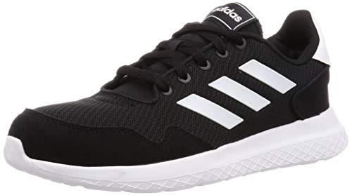 Adidas Archivo, Soccer Shoe Hombre, Negbás/Ftwbla/Grisei, 46 EU