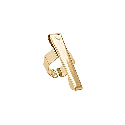 Kaweco Sport Octagonal Clip vergoldet