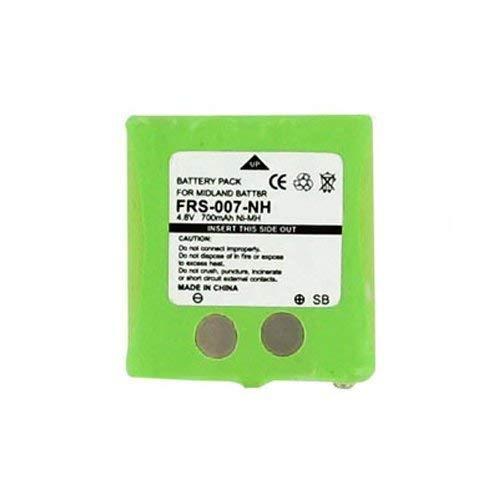Empire 2-Way Radio Battery, Works with Motorola SX700 2-Way Radio, (Ni-MH, 4.5V, 700 mAh) Ultra Hi-Capacity Battery