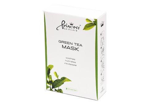 Croma Princess Skincare - Grüntee-Maske