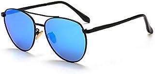 Sun Glasses Boys And Girls Fashion Polarized Sunglasses Color Film Baby Sunglasses Metal Sunglasses UV Protection Sunglass...