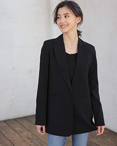 The Drop Women's Black Lined Blazer by @asahina_aya