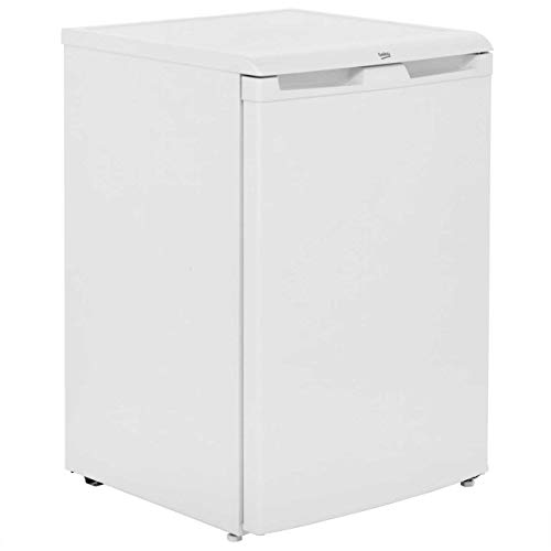 Beko UF584AP Bajo encimera Vertical 85L A+ Blanco - Congelador (Vertical, 85 L, 10,5 kg/24h, SN-T, A+, Blanco)
