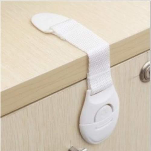 Souked Kühlschrank Schubladen Sicherheitskunststoffschlossfür