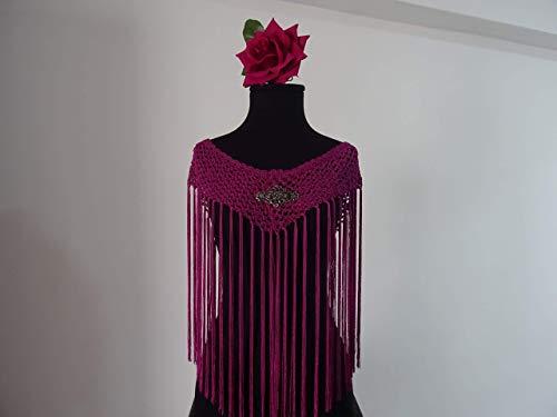 Venta de mantoncillos de flamenca 💚
