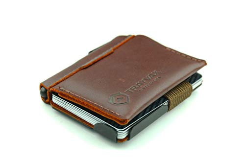 Trayvax Summit Notebook Bundle- Wallet, Leather Cover, Notebook, Pen