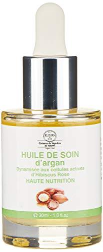 Elixirs & Co - Aceite de cuidado dinámico de argán de alta nutrición, frasco de 30 ml orgánico