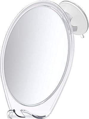 HoneyBull Shower Mirror for