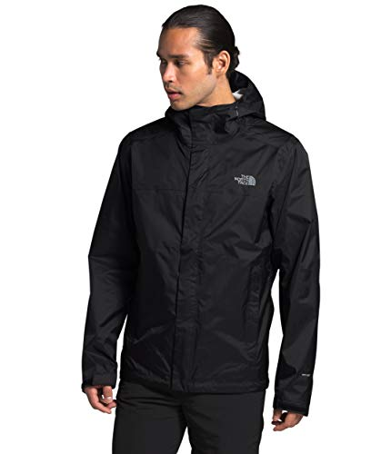 The North Face Men's Venture 2 Jacket, TNF Black/TNF...
