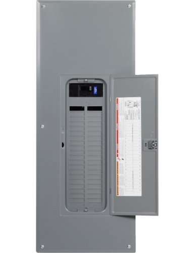 Square D by Schneider Electric QO Plug-On Neutral 150 Amp Main Breaker 42-Space 42-Circuit Indoor Load Center with Cover