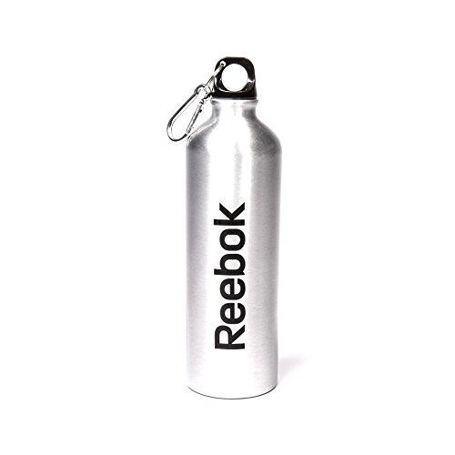 Reebok Men's Aluminium-Trinkflasche, Metall