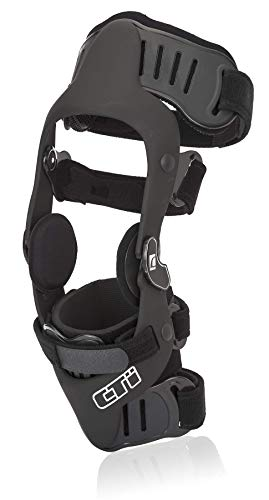 Ossur CTi OTS Knee Brace - Maximum Support for ACL, MCL, LCL, Rotary and Combined Instabilities Injuries (Standard, Medium, Right)