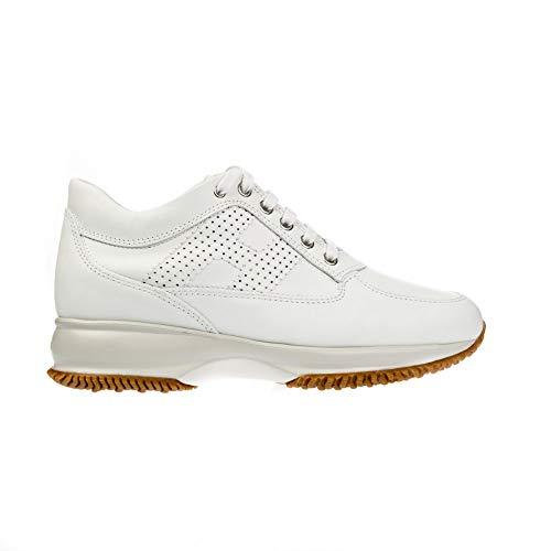 Hogan , Damen Sneaker, Weiß - Bianco - Größe: 38 EU