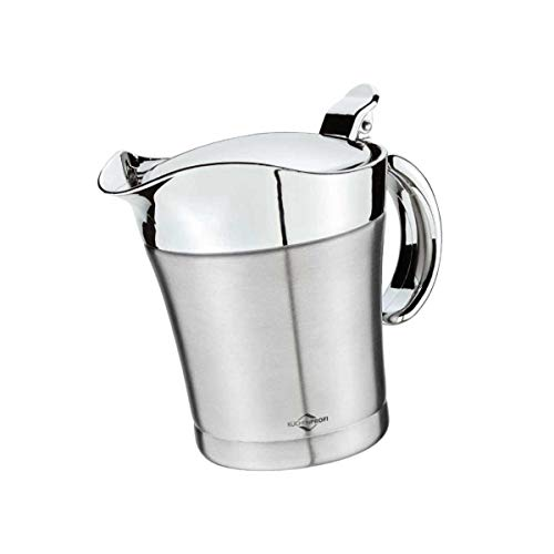 Küchenprofi KP1012472800 ELEGANCE-KP1012472800 Thermo-Sauciere, 18/8 Edelstahl, 500 milliliters