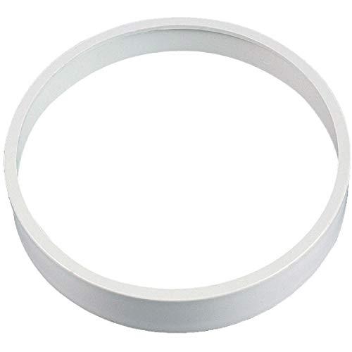 Bague de pipe courte mâle ø 100 mm à 90° - Regiplast