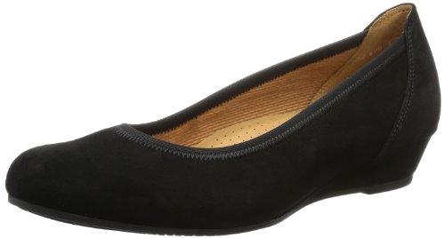 Gabor Shoes 82.690.47 Damen Durchgängies Plateau, Schwarz (Schwarz), Gr. 43