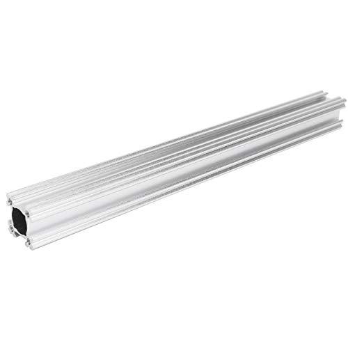 Extrusión de aluminio con ranura en T, extrusión de aluminio CNC Soporte de eje de impresora 3D Material de aluminio para la industria para impresora 3D