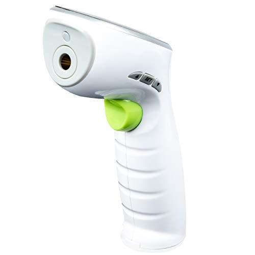 Pulox Termómetro clínico termómetro infrarrojo de superficie 2 en 1 termómetro para bebés
