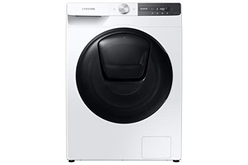 Samsung Elettrodomestici WW90T854ABT/S3 Lavadora 9 kg QuickDrive, Ai Control, 1400 rpm, blanco