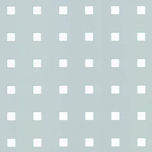 GAH-Alberts 467173 Chapa perforada, Aluminio, 300 x 1000 x 0,8 mm