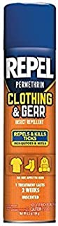 Repel Permanone Clothing & Gear Insect Repellent Spray - 6oz