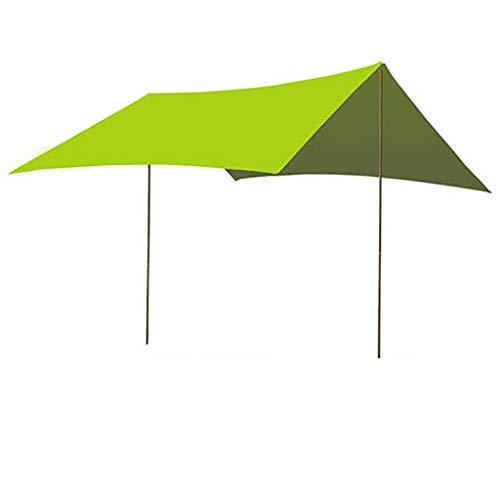 SMSJ-YJ Überdachung-Zelt im Freien Pergola Sonnenschutz Silber beschichtet UV Camping Markise Folding Regenschutz-Markise (Color : A1)