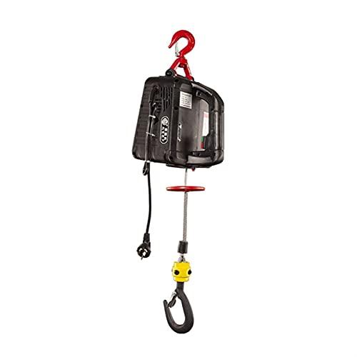 cabrestante eléctrico 50 0KG Polipasto eléctrico portátil eléctrico cabrestante cabrestante bloque de tracción de acero eléctrico cuerda elevador elevación remolque cuerda de remolque 220V / 110V acc