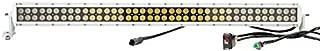 Sierra LED AWSM234-CMB-K1 Dual AmberWhite 36 234W Straight Combo Light Bar Kit