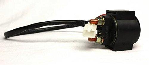 Anlasser Relais Magnetschalter 2 Pins für China Roller, Baotian, Rex, MKS