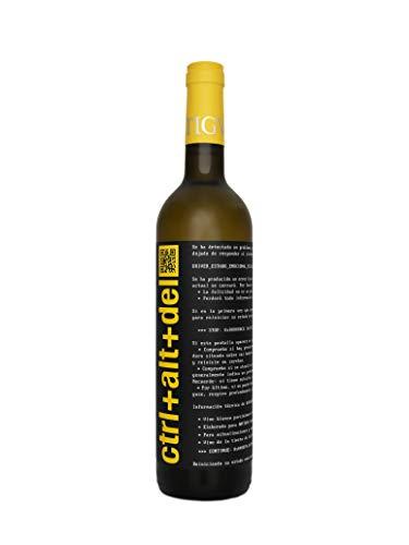 Ctrl+Alt+Del Blanco Semi-dulce - Tierra de Castilla - Vino joven 0.75 l
