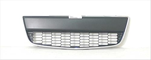 OE Replacement Chevrolet Sonic Front Bumper Grille (Partslink Number GM1036139)