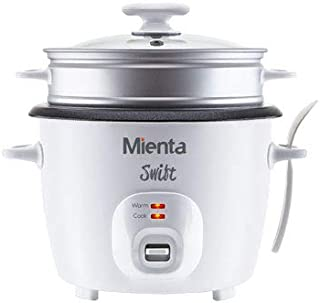 Mienta RC39122A Suit Cook Rice Swift - 10 Cup - 700 Watts