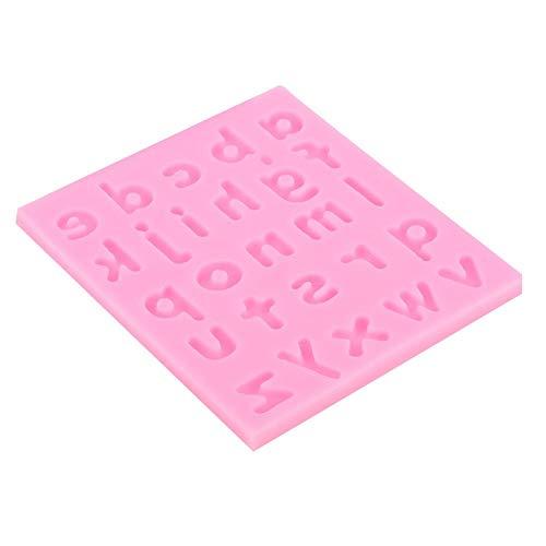 Rechthoekige siliconen bakvorm DIY alfabet letters bakvormen snoep chocolade fondant vorm keukenhulp gadgets MEERWEG AANBIEDING
