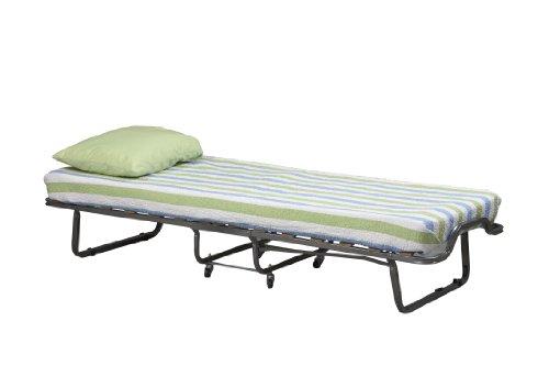 Linon Home Dcor 352STD-01-AS-UPS Luxor Memory Foam Folding Bed-Twin
