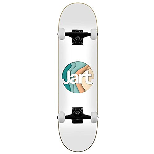 skateboard jart Jart Curly - Skateboard completo multiplo da 21