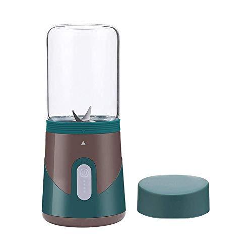 Sale!! DFRgj Portable Juicer Personal Blender, Travel Juicer, Rechargeable USB Blender with 6 Blades...
