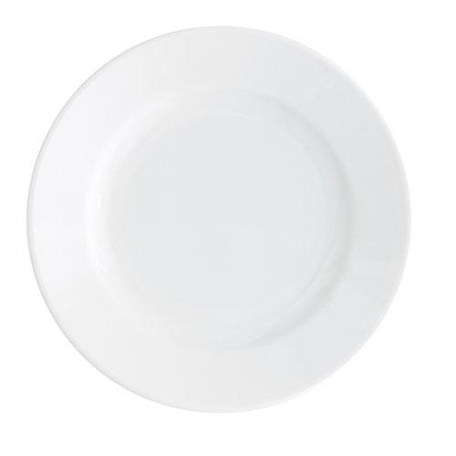 Kahla 573478a90057C–Teller flach Pronto 16cm weiß (H. Nr.)