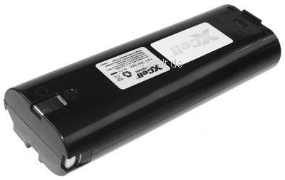 Ni-MH Ersatz Akku für Makita 7000 7001 7002 7033 ML 700 UM 1000D 3070D Uniropa Heckenschere Modell KT-250 BP-72 Accu Batterie Battery Bateria Akkubatterie