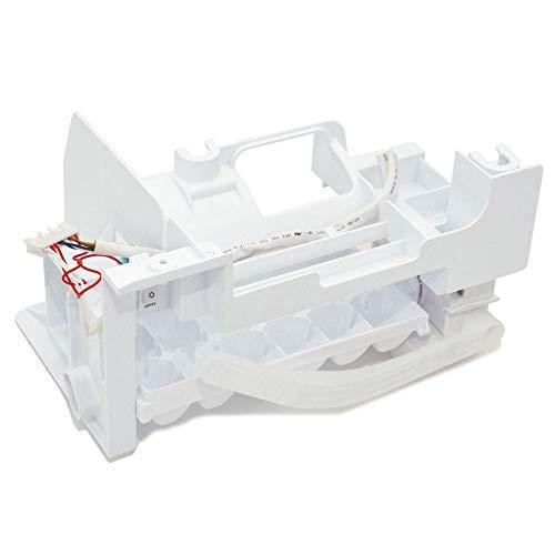 Price comparison product image LG 5989JA1005G Refrigerator Ice Maker Assembly Genuine Original Equipment Manufacturer (OEM) Part