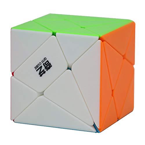 MINGZE Puzzle Cube, Stickerless 3x3 3x3x3 Cubo Speed Magic 3D Velocidad Niños & Adultos Juguetes Educativosde Velocidad Rompecabezas (Change King Kong)