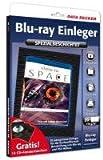Perfect Blu-Ray Einleger: Jetzt auch Blu-ray-Hüllen passgenau selbst erstellen!