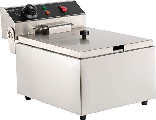 Friteuse professionnelle électrique - 6 Litres - 3 kW - Combisteel -