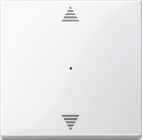 Merten Wippe 619419 polarweiss glänzend System M
